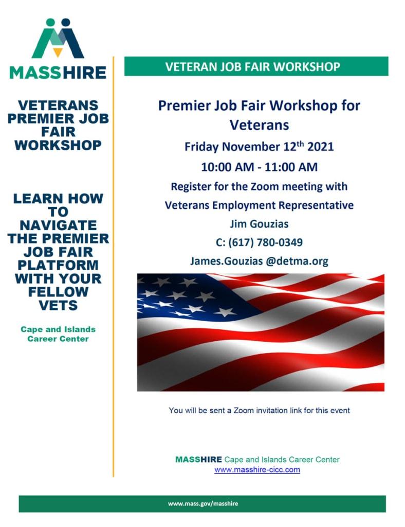 Veteran Job Fair Workshop