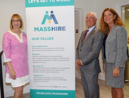 Excited to Announce that our Launch of MassHire is Official
