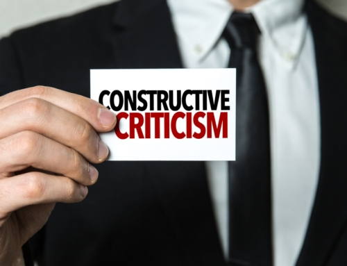 How To Give Constructive Criticism In The Workplace
