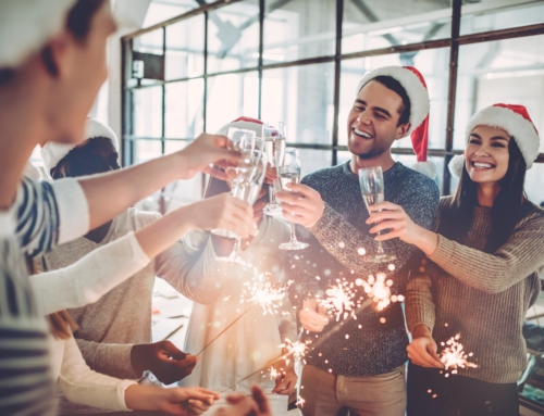 Boost Employee Morale at Your Company Holiday Party: 5 Easy Tips